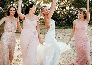 Bridesmaids Dresses Gladstone