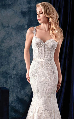 Bridal Gowns - Alfred Angelo