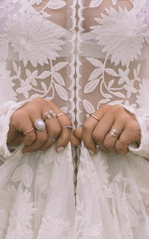 Wedding Accessories & Jewellery - Samantha Wills