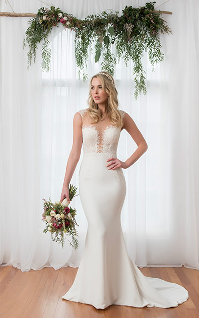 Bridal Gowns - Peter Trends