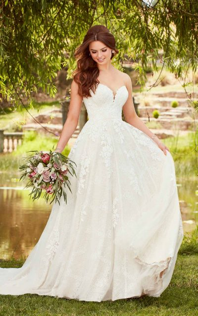 Bridal Gowns - Essence Designs